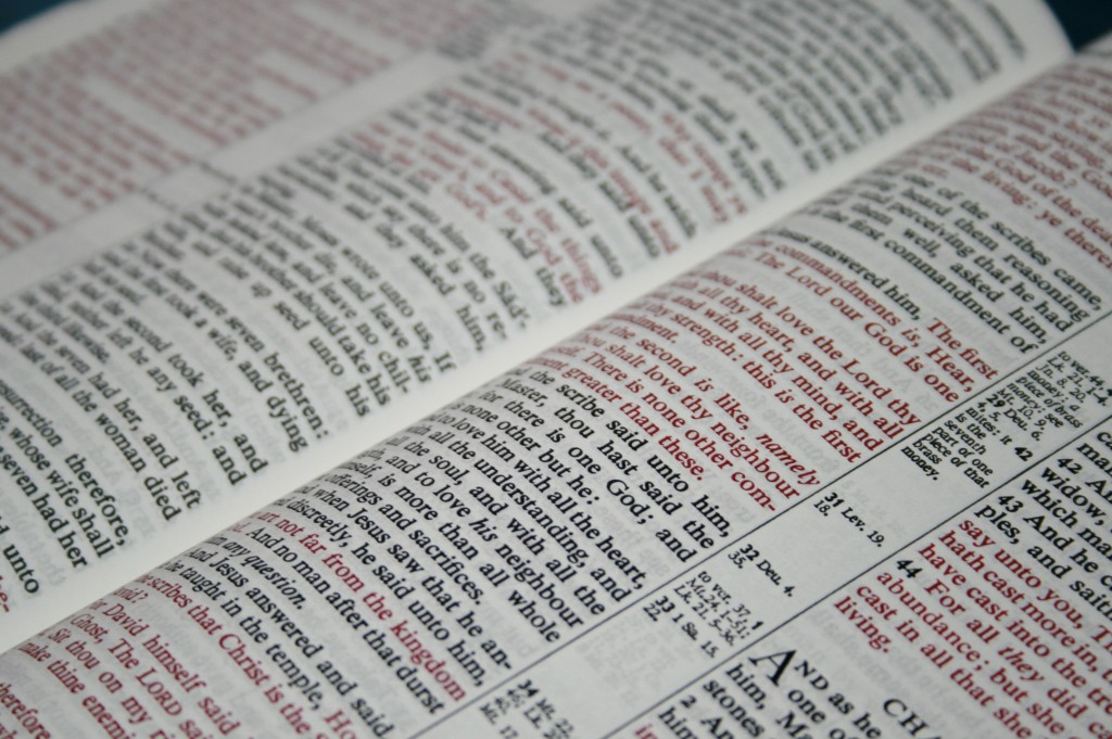 The complete word study bible