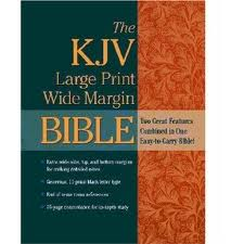 Hendrickson Wide Margin Bible KJV