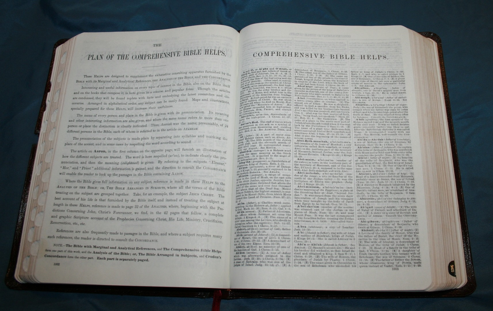 Topical Reference Bible - Complete Analytical Study Edition KJV 012