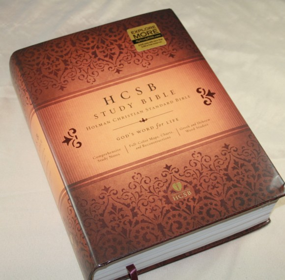 Holman HCSB Study Bible 007