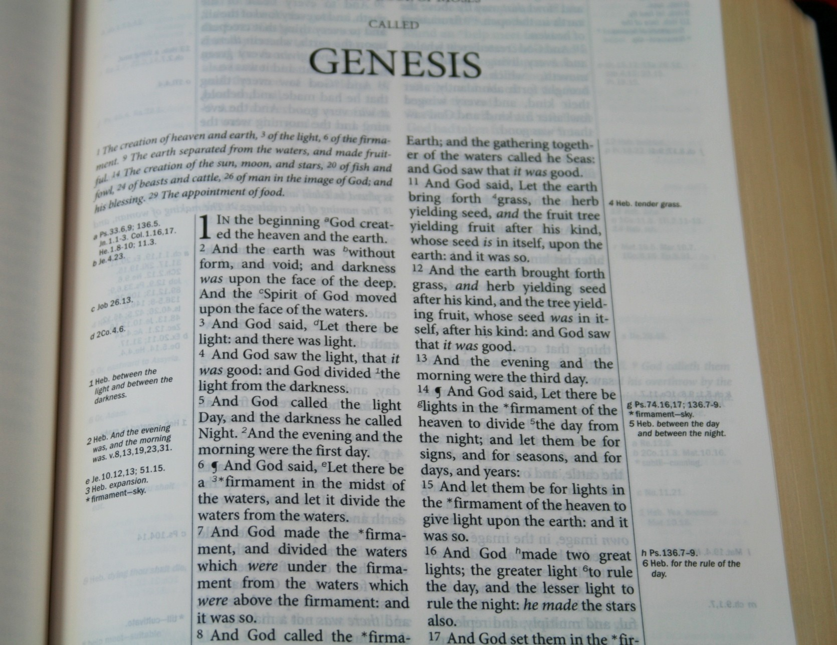 TBS Westminster Reference Bible KJV 003