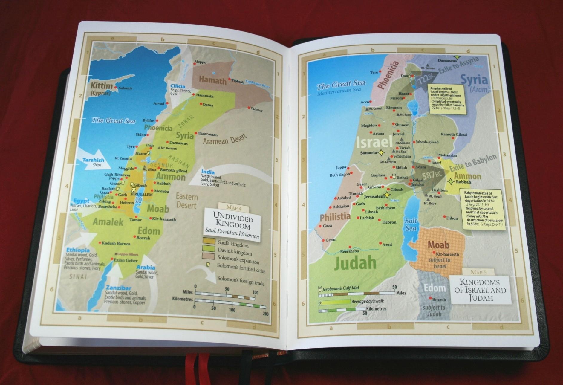 TBS Westminster Reference Bible KJV 017