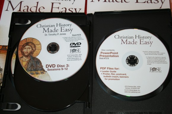 Christian History Made Easy Complete Kit from Rose Publishing 002