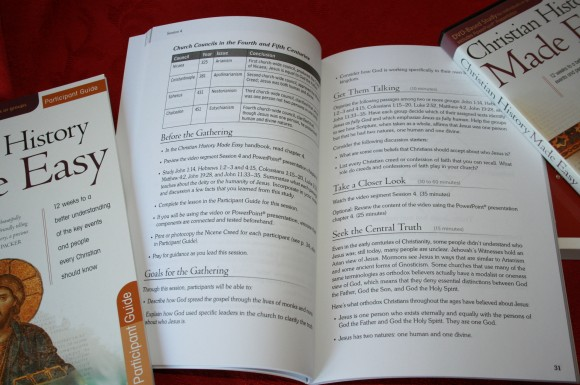 Christian History Made Easy Complete Kit from Rose Publishing 003