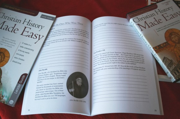 Christian History Made Easy Complete Kit from Rose Publishing 004