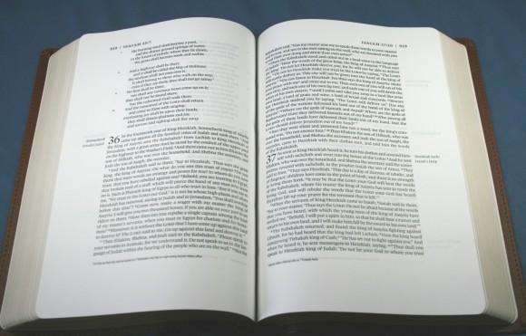 ESV Single Column Legacy Bible 007