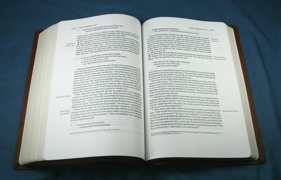 ESV Single Column Legacy Bible 012