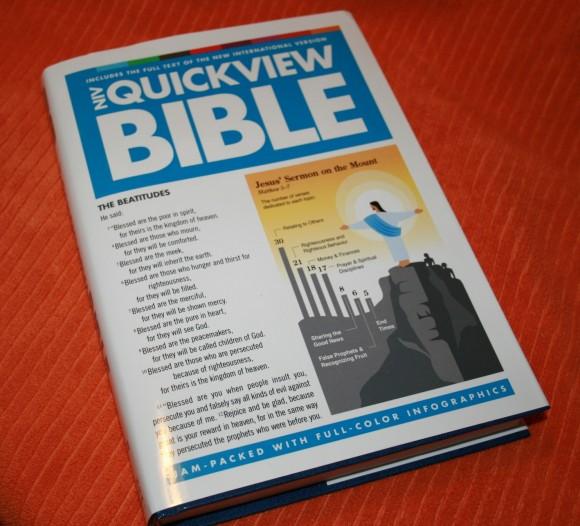 Zondervan NIV Quickview Bible 001