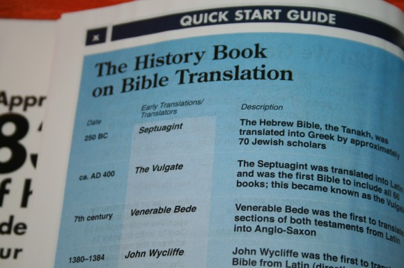 Zondervan NIV Quickview Bible 003