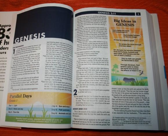 Zondervan NIV Quickview Bible 005