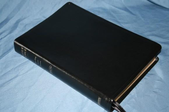 Hendrickson NKJV Minister's Bible 001