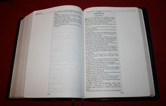 Lcbp Note Taker S Bible Review