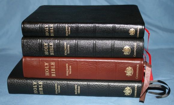 Cambridge Bibles 002