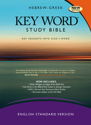 Key Word Study Bible ESV