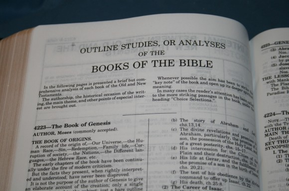 LCBP Thompson Chain Reference Bible 079