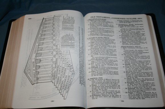LCBP Thompson Chain Reference Bible 080