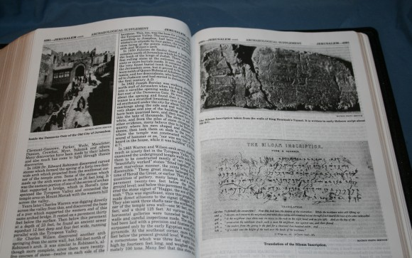 LCBP Thompson Chain Reference Bible 094