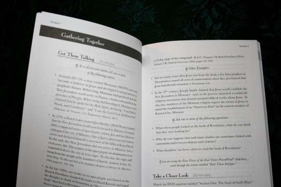Four Views on the End Times Complete Kit from Rose Publishing 009