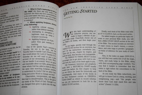 The New Inductive Study Bible ESV 009