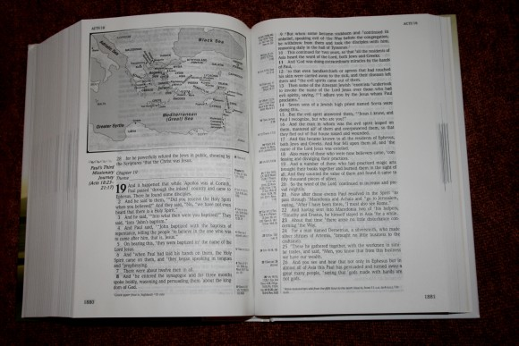 The New Inductive Study Bible ESV 025