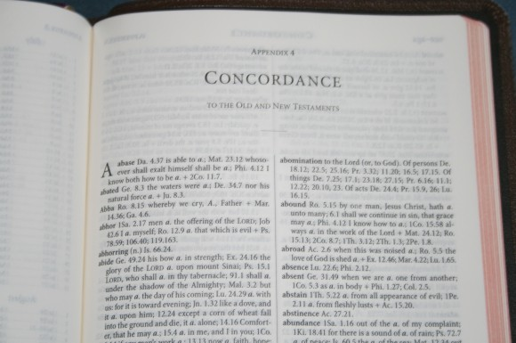 Schuyler KJV Reference Bible 034