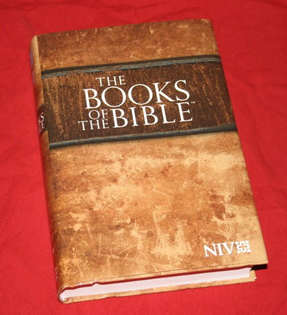 The Books of the Bible NIV 002