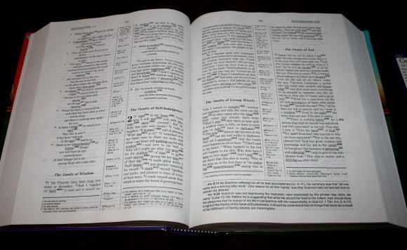 Hebrew-Greek Key Word Study Bible ESV 007