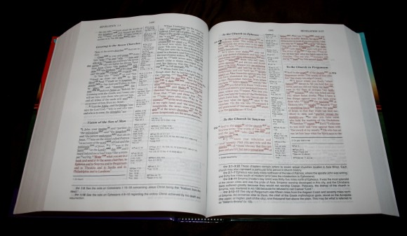 Hebrew-Greek Key Word Study Bible ESV 011