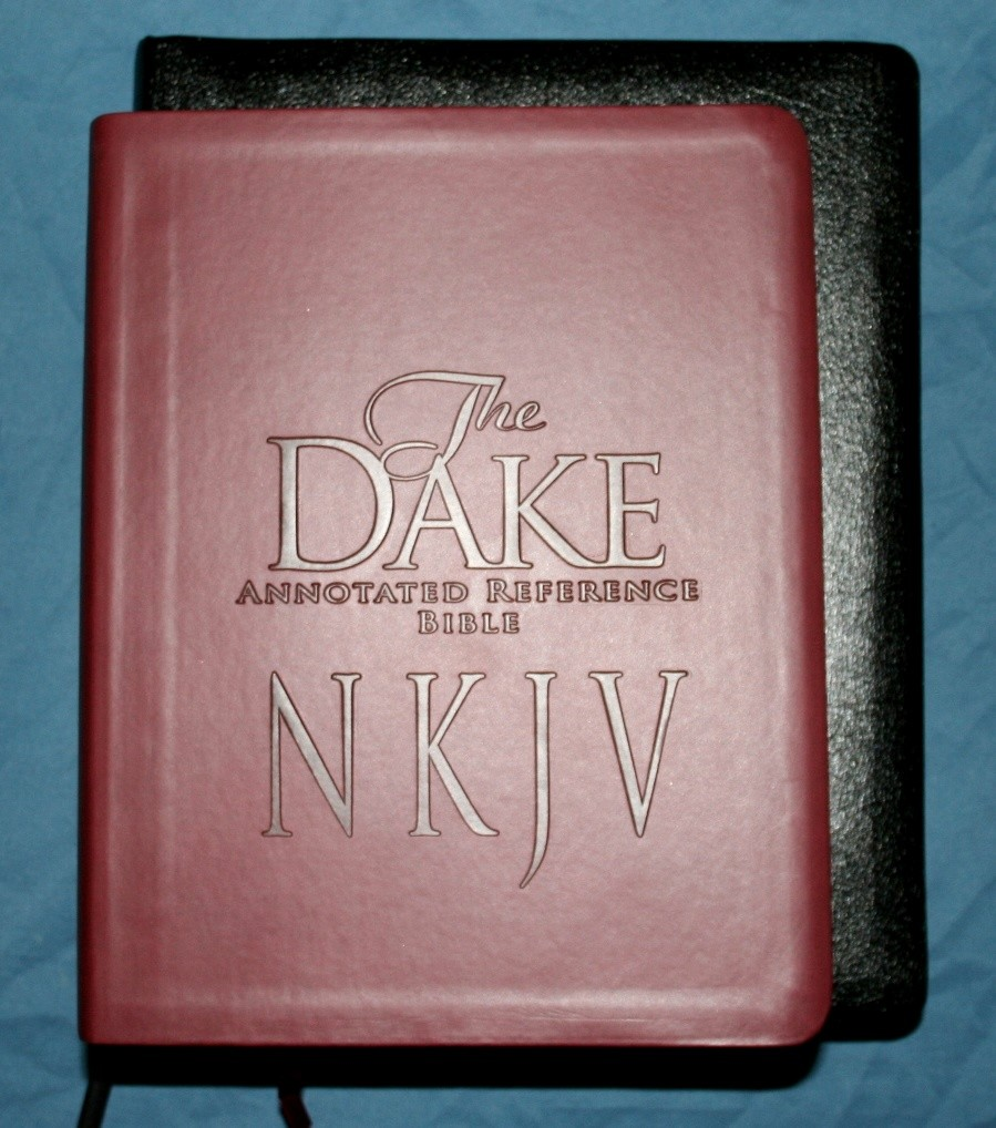 Dake's Annotated Reference Bible Review - YouTube