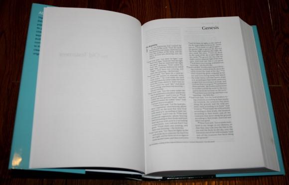 NIV Note-Takers Bible 003
