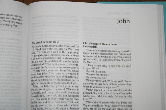 NIV Note-Takers Bible 013