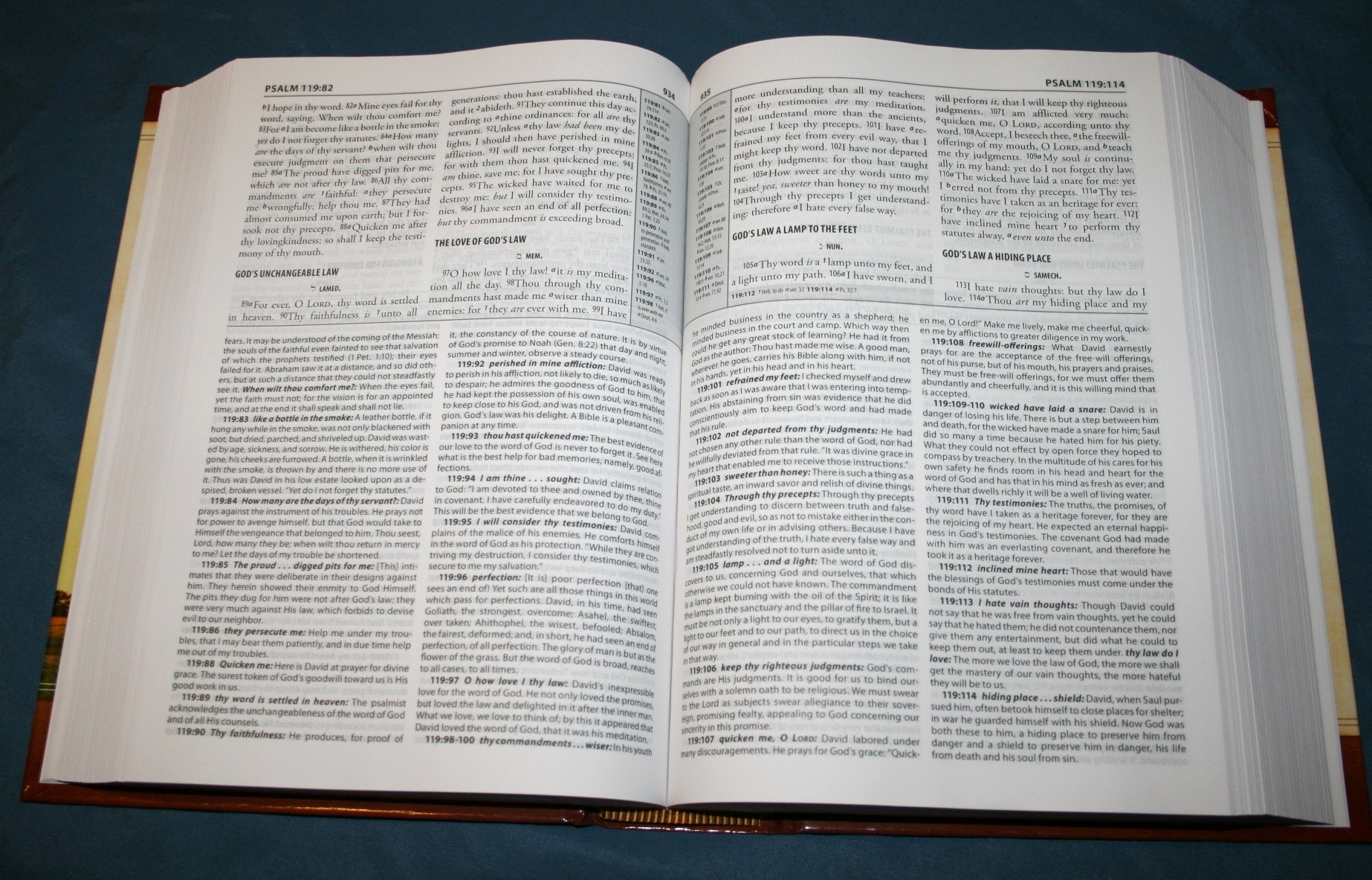 Matthew Henry Bible | eBay