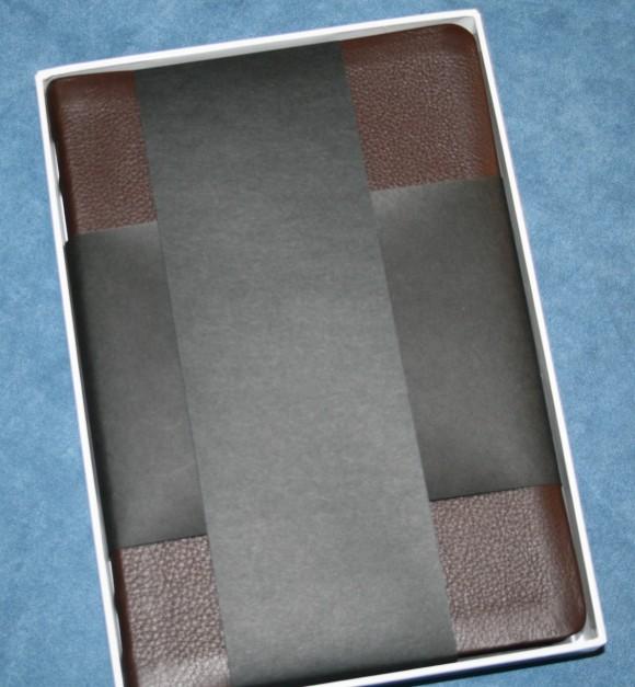 Holman KJV Large Print UltraThin Reference Bible in Brown Genuin 002
