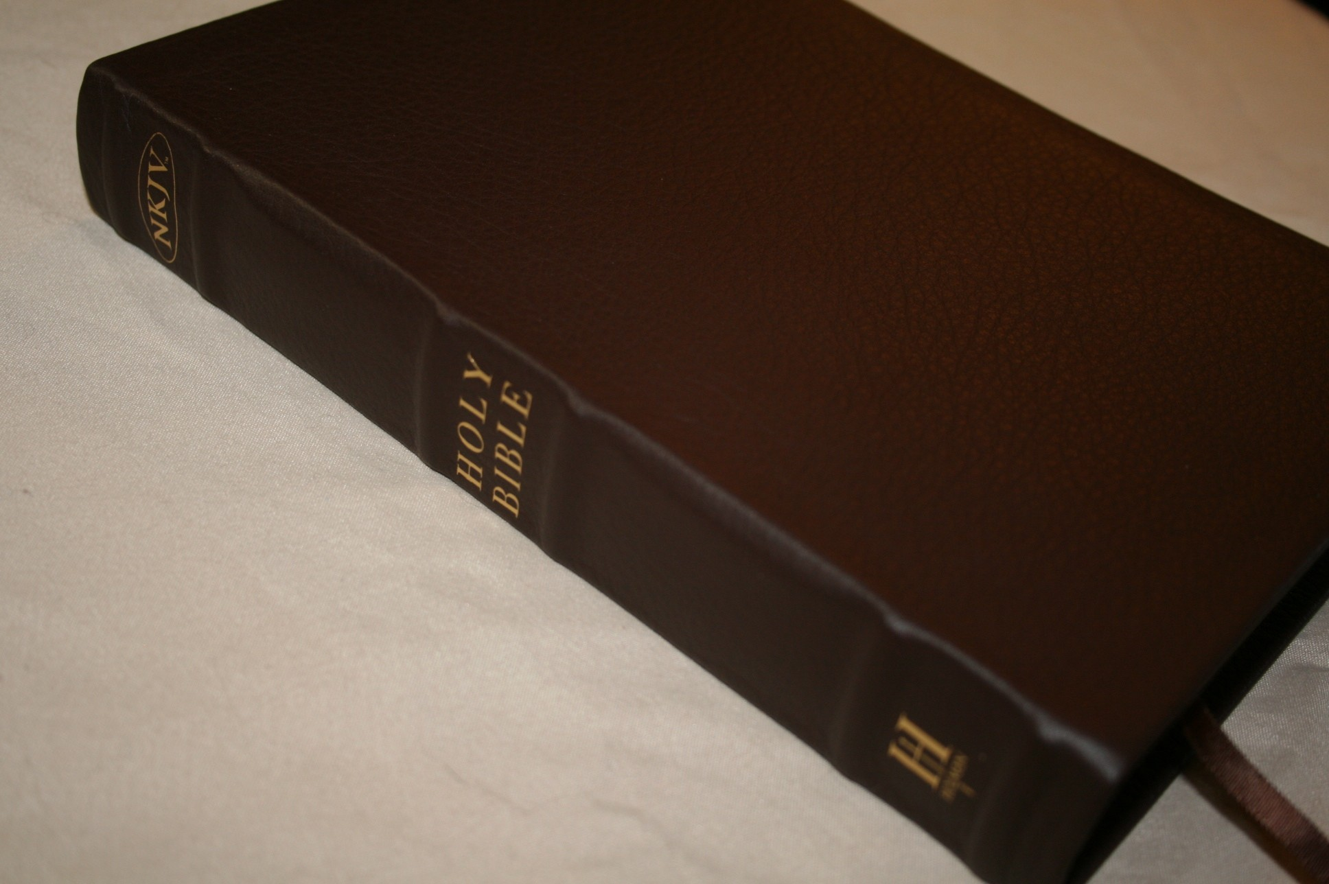 Holman Nkjv Large Print Personal Size Reference Bible Review