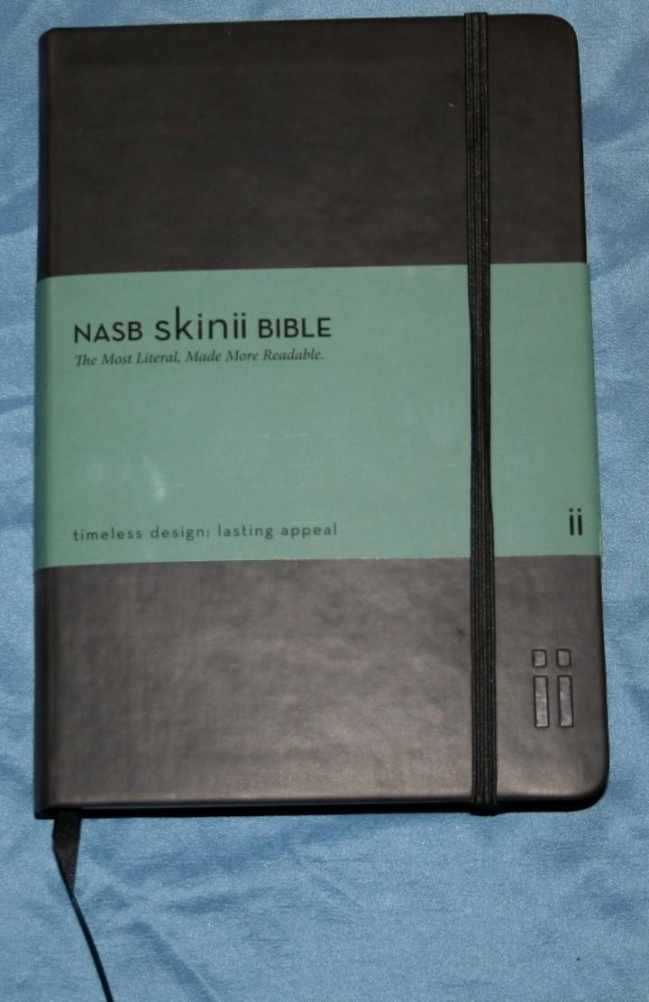 Nasb Skinii Bible From Zondervan Review