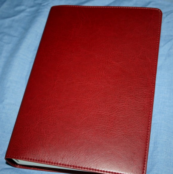 Waterproof Bible Cover from BMP 010