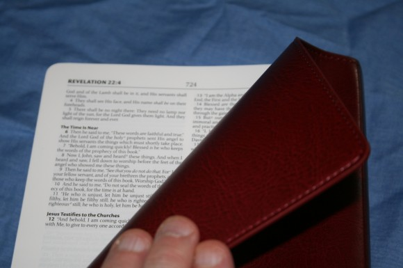 Waterproof Bible Cover from BMP 014