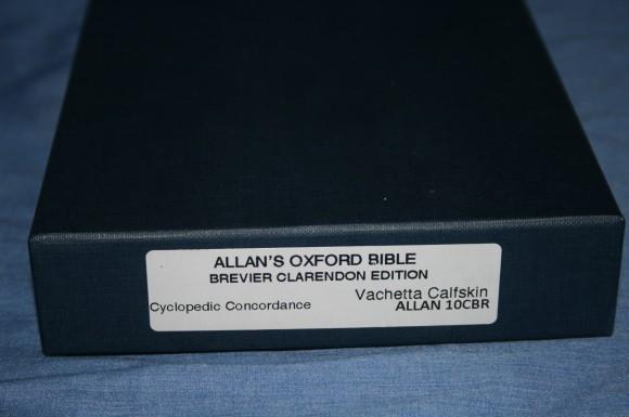 R. L. Allan Brevier Clarendon 001