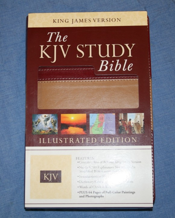 The KJV Study Bible Barbour Publishing 012