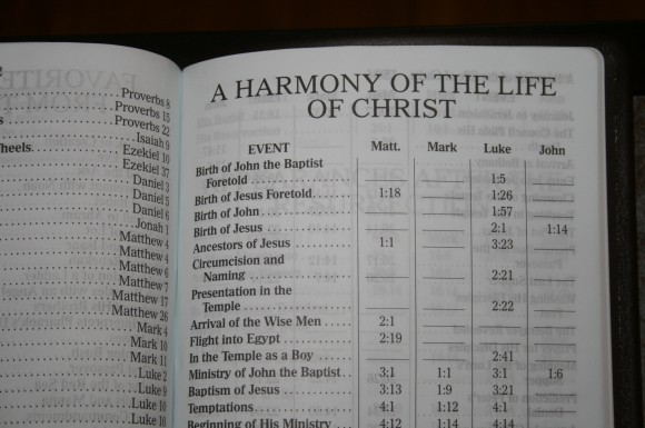 Holman Large Print Personal Size Reference Bible KJV in Brown Co 019