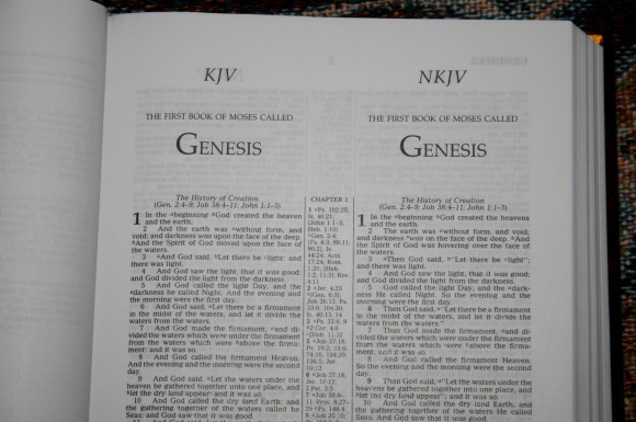 Thomas Nelson KJV NKJV Parallel Bible – Review 005