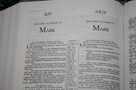 Thomas Nelson KJV NKJV Parallel Bible – Review 010