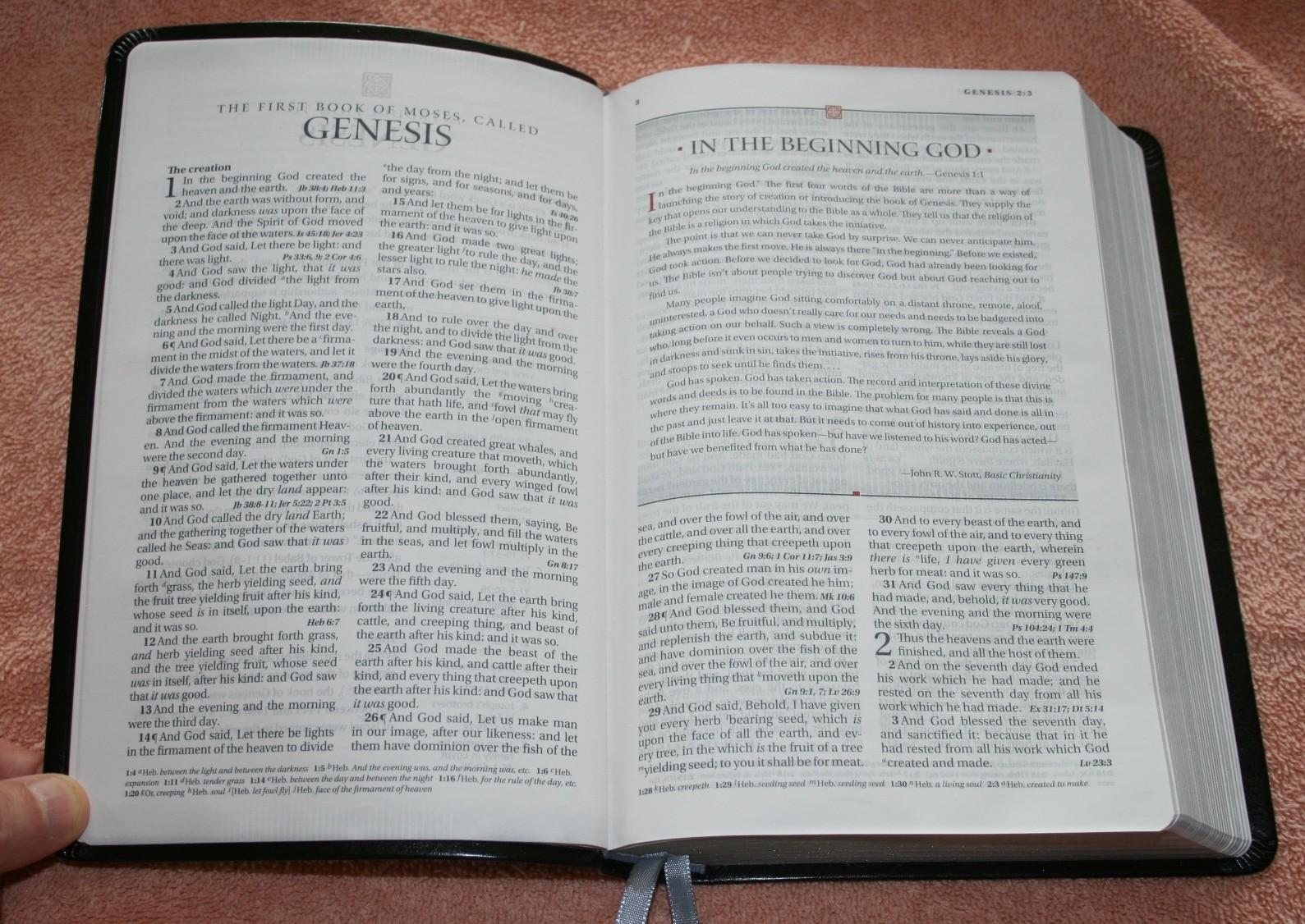 Hendrickson S Kjv Devotional Bible Review