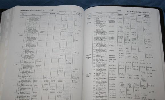 Holman NKJV Large Print Ultrathin Bible 019