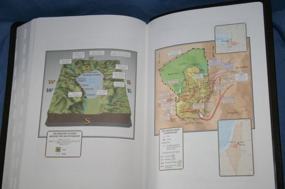 Holman NKJV Large Print Ultrathin Bible 022