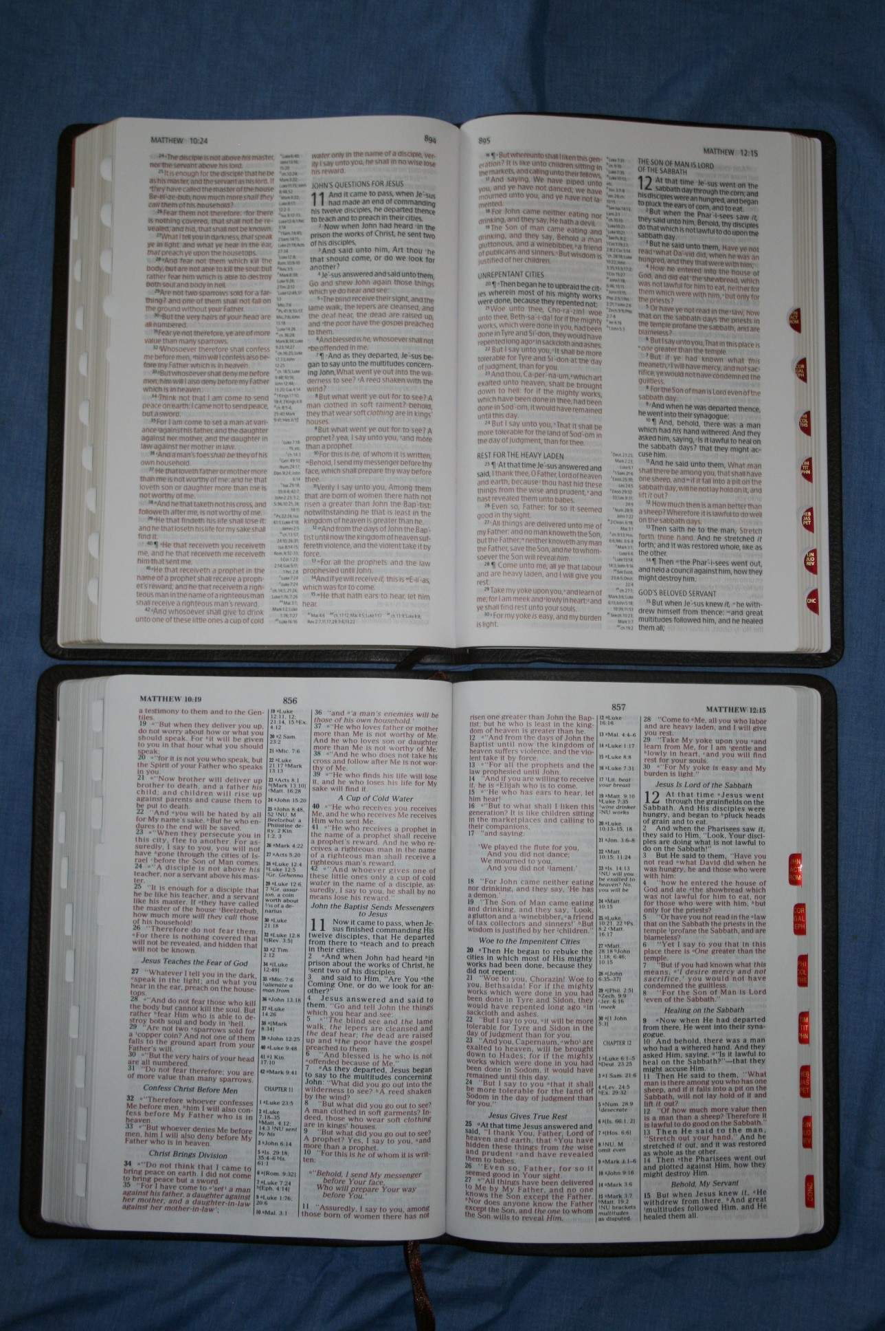 Holman NKJV Large Print Ultrathin Bible – Review