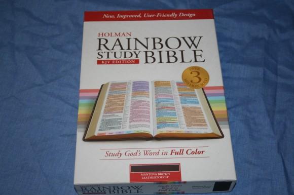 Improved Holman Rainbow Study Bible KJV 004