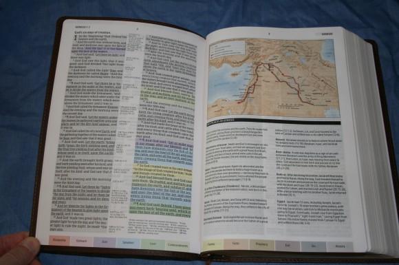 Improved Holman Rainbow Study Bible KJV 011
