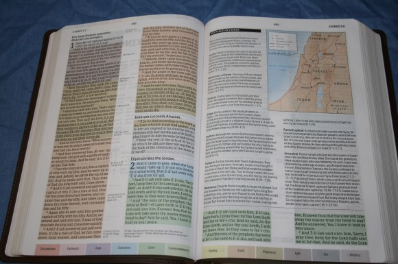 Improved Holman Rainbow Study Bible KJV 014