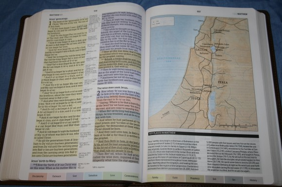 Improved Holman Rainbow Study Bible KJV 017